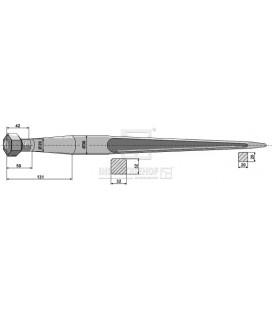 Spjut M20 1000mm nr10 Kverneland