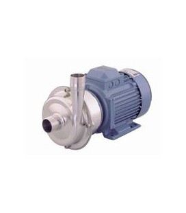 Flex Rostfri pump 5,5kw, hårdmetallpackning.