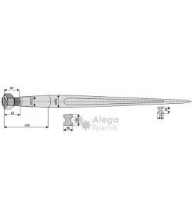 Spjut M22 900 mm nr 9,10,31 Trima