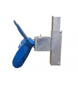 Omrörare HM- Hydraulisk