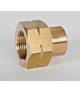 Skruvkoppling skarv M22inv-M22utv