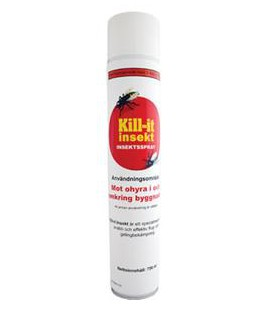 Kill-it Insekt 750ml