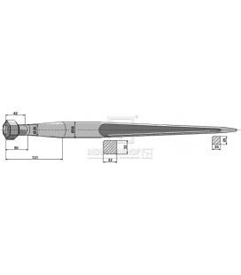 Spjut M20 1100mm Kverneland
