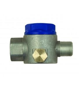 Vattenfilter aluminium G 1/2 inv-G 1/2 utv 300 micron