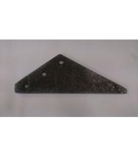 Knivhållare FM01269 Hardox 15mm