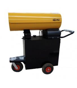 Värmekanon XL 46kw Direkt brännare