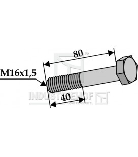 Bult M16x1,5 fingängad Maschio Agrimaster