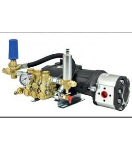 Högtryckstvätt hydralisk Mazzoni 21L/min 200Bar