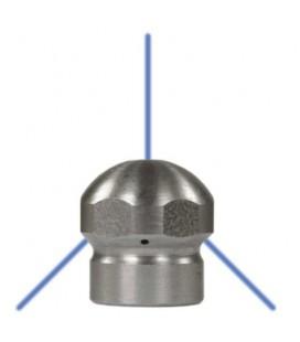 Spolmunstycke 3-1 1/8 inv g Diameter 15 mm