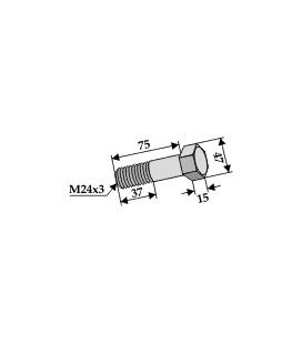 Bult M24x3-10,9