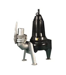 LJM Dränkbar pump 1,2kw, 3kw DPAE S 100