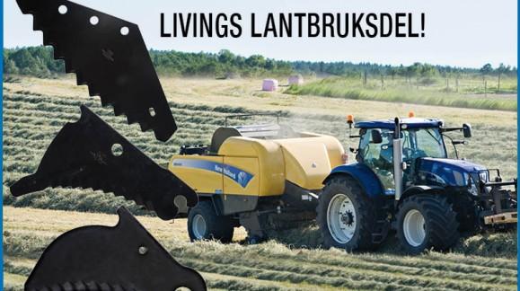 Alega Teknik köper Outdoor Livings lantbrukdel!